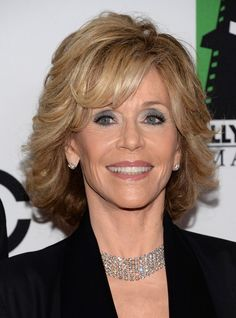 Jane Fonda Hairstyles | Jane Fonda Short Hairstyle – 2014 Short Haircut for Women Over 60