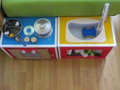 22 ideas para jugar a las cocinitas   Entre Actividades Infantiles