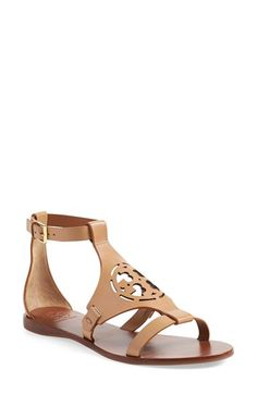 Tory Burch 'Zoey' Sandal (Women). Available at Nordstroms. Love! Love! Love!