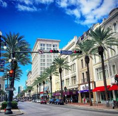 New Orleans: The Big Easy
