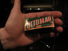 ottoman paper - hot! #w33daddict #RollingPaper #Blunts #Smoking #Rizla+ #OCB #Juicy