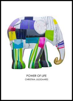 Power Of Life / art poster 42X59,4 cm / A2 // Connected / art poster 50 x 70 cm // De limited edition kunstplakater afspejler Christinas Julsgaards frigivelse af tanker og følelser i form af en dekorativ og minimalistisk smuk kunstform. Se mere på http://www.cjulsgaard.dk/kunstplakater-plakater1