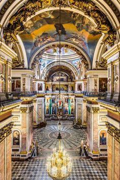 SAINT ISAAC'S CATHEDRAL~ Saint Petersburg, Russia.