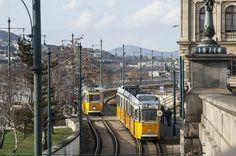 Square Széchenyi István , Budapest, Hungary