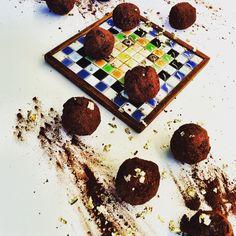 Awesome chocolate truffles with no sugar ore gluten  www.ninnastyle.dk