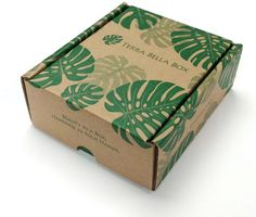 Terra Bella Box Monthly Bath and Beauty Subscription Box