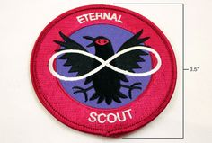 Eternal Scout Patch
