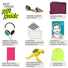 Hey girl. Wanna #win some sweet @FRENDS headphones headphones (great to keep, greater to gift)? Repin this gift guide using #PolyPresents!