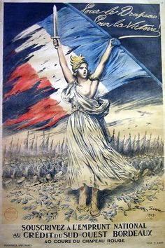 французские плакаты времен второй мировой - Поиск в Google