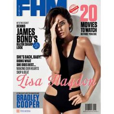 #FHM #India Men's Interest