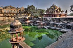 Alwar City Palace. Alwar, India. BEAUTIFUL.