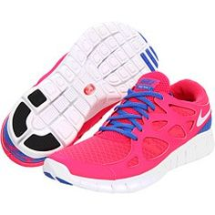 you can never have too many pink running shoes