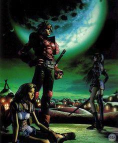Legend of Dragoon - Night in Furni