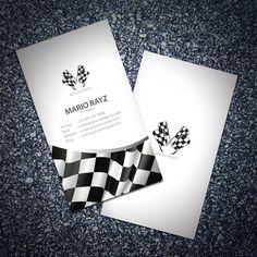 F1 racer business card 05 by ~Lemongraphic on deviantART  http://www.techirsh.com