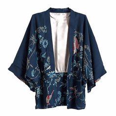 Phoenix Kimono