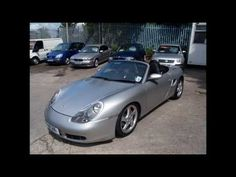 02 02 Porsche Boxster 3.2 S Arctic Silver, Black Leather 74000 Miles Barrie Crampton's You Tube Channel http://www.youtube.com/user/barriecrampton?feature=mhee