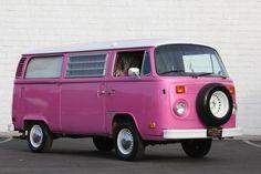 1974 Volkswagen Microbus Camper