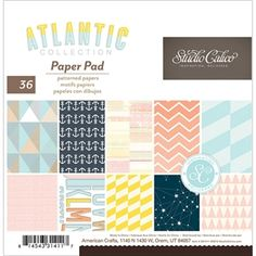 """Picture of Atlantic Paper Pad 6""""X6"""" 36/Sheets"""