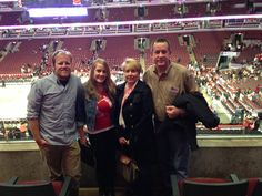 Bulls game. March 2013