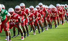 Pack opens 2013 fall camp