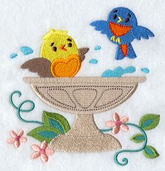 Machine Embroidery Designs at Embroidery Library! - Color Change - F2924