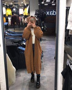 Modest Fashion Hijab, Modern Hijab Fashion, Casual Hijab Outfit, Hijab Fashion Inspiration, Casual Winter Outfits, Muslim Fashion, Fashion Outfits, Hijab Elegante, Hijab Chic