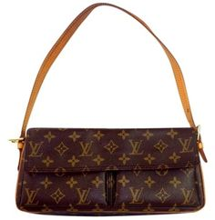 Louis Vuitton Viva Cite Mm Monogram Canvas Hand Shoulder Bag $470 www.theladybag.com