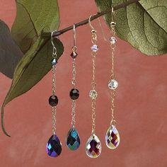 """Downton Abbey"" Jewelry - Bead Style Magazine  Ashley must make these!"