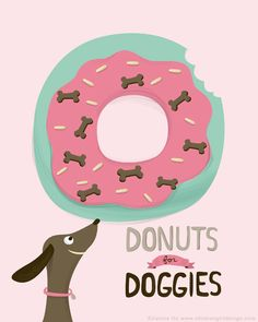 Donuts for Doggies -Jannie Ho