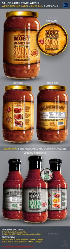 Spice Label Templates Spice labels, Label templates and Print - abel templates psd