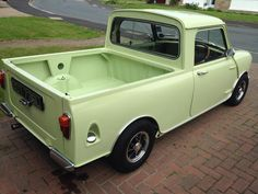 Mini Cooper truck.... SealingsAndExpungements.com... 888-9-EXPUNGE (888-939-7864)... Free evaluations..low money down...Easy payments.. 'Seal past mistakes. Open new opportunities.'