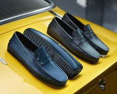 Discover the new Driving Icons SS 2015 Men's Collection. Visit tods.com #tods #drivingicons