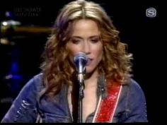 Sheryl Crow - If It Makes You Happy (live, 2002)