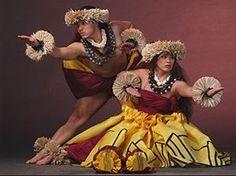Hula Kahiko (ancient style hula)