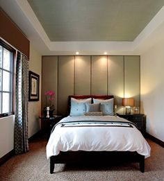 upholstering your walls or adding fabric wall panels is an