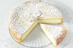 Křehký tvarohový koláč Baking Recipes, Cake Recipes, Dessert Recipes, Sweet Desserts, Sweet Recipes, Czech Recipes, Artisan Food, Mini Cheesecakes, No Cook Meals