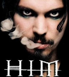 Ville Valo - H.I.M. (the link doesn't go anywhere --  Stupid Squidoo removed several of my pages and all the hours of work that went into them - despite them not having anything offensive, illegal or illicit on them). My advice? DO NOT use Squidoo!   #ville #valo #squidoo