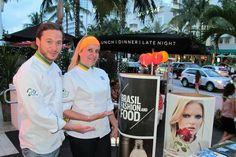 Começa hoje e com programações até o dia 02 o Brasil Fashion and Food, edição Paris - http://chefsdecozinha.com.br/super/noticias-de-gastronomia/brasil-fashion-and-food-edicao-paris/ - #BrasilFashionAndFood, #DaltonRangel, #MonicaRangel, #Superchefs