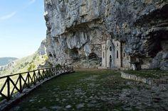 Eremo di San Michele Arcangelo, Maranola di Formia (Latina)