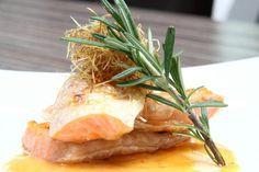 [Food Menu]Salmon Papurika,Hisago Modern Japanese Restaurant,Penang.