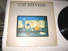 Cat Stevens - Teaser And The Firecat, Lp nm