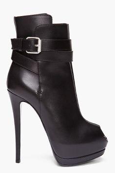 Giuseppe Zanotti Leather Sharon Booties