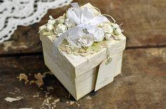 Zinc plot: wedding exploding box