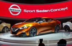 นิสสันเปิดตัว Nissan Sport Sedan Concept รถยนต์สไตล์สปอร์ตซีดาน
