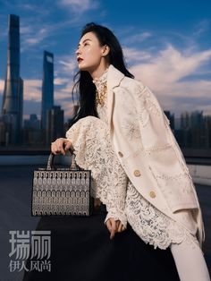 Cecilia Cheung covers fashion magazine | China Entertainment News Cecilia Cheung, Chanel Boy Bag, Entertainment, Magazine, China, Shoulder Bag, News, Fashion, Moda