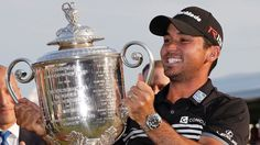 A year of major heartache ended with Jason Day breaking through in a major way Sunday at the PGA Championship. Golf Trophies, Jason Day, Champions Trophy, Toronto Star, Lpga, Golfers, Sunday, News, Athletes