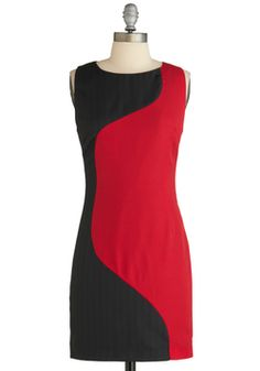 Turning Lane Dress, #ModCloth