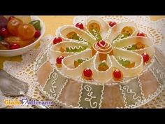 Today we'll give you a taste of the famous Sicilian pastries, mainly prepared with ricotta cheese and almond paste.   The Sicilian cassata is a rich and colorful dessert: it takes some time, but the end result is a masterpiece of Italian cuisine!  Buon Appetito :D