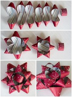 How to make a beautiful gift decor