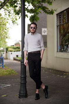 FOUREYES - New Zealand Street Style Fashion Blog: AUCKLAND